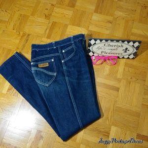 Gitano Vintage Jeans Size 12 Regular Highwaist